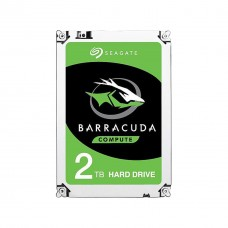 Disco duro interno, Seagate, ST2000DM006, 2 TB, SATA, 7200 rpm, Barracuda