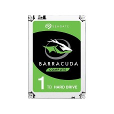 Disco duro interno, Seagate, ST1000DM010, 1 TB, SATA, 7200 rpm, Barracuda