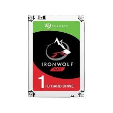 Disco duro interno, Seagate, ST1000VN002, 1 TB, SATA, 5900 rpm, Ironwolf