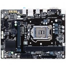 Tarjeta Madre, Gigabyte, GA-H110M-H, Intel, 1151, Micro ATX, DDR4 2133, VGA, HDMI, USB 3.0