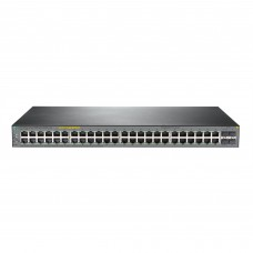 Switch Administrable, HP, JL386A, 48 Puertos 1000Mbps , OfficeConnect, Rack, 4x SFP, Negro