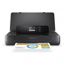 Impresora de Inyección, HP OfficeJet 200, CZ993A#AKY, Portatil, USB 2.0, WiFi, 10 PPM Negro, 7 PPM Color
