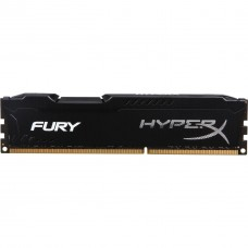 Memoria RAM, Kingston, HX318C10FB/8, 8 GB, DDR3, 1866 MHz, CL 10, Negro,  HyperX Fury