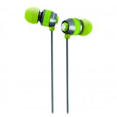 Auriculares, Manos Libres, Acteck EB-300, AC-02008, Verde, 3.5mm