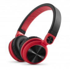 Audífonos con Diadema, Energy Sistem, EY-424597, 3.5 mm, Rojo
