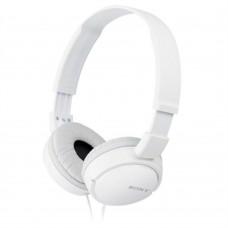 SONY - Audífonos, Sony, MDR-ZX110WCUC, Diadema, Alámbrico, Blanco