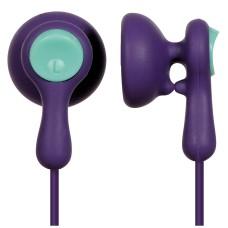 Audífonos, Panasonic, RP-HV41PP-V, Respuesta de Frecuencia 10Hz- 25Khz, 3.5mm, Morado