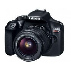 CANON - Cámara Fotográfica, Canon, 1159C005AA, Rebel EOS T6, 18 MP, LCD3, CMOS, WIFI, NFC, Lente 18-55 mm