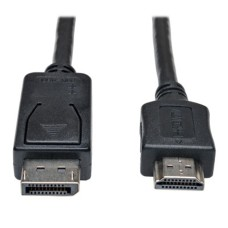 TRIPP-LITE - Cable de Video, Tripp-Lite, P582-006, Displayport a HDMI, 1.83 m