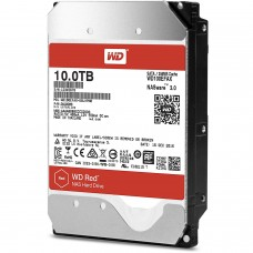 Western Digital - Disco Duro Interno, Western Digital, WD100EFAX, 10TB, 5400 RPM, SATA III, 6 Gb/s, 3.5 Pulgadas, Red Label