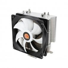 THERMALTAKE - Disipador y Ventilador, ThermalTake, CL-P039-AL12BL-A, Negro