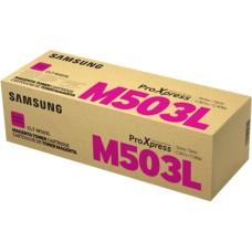 Cartucho de Tóner, Samsung, SU286A, CLT-M503L, Magenta, 5000 Páginas