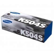 Cartucho de Tóner, Samsung, SU163A, CLT-K504S, Negro, 2500 Páginas