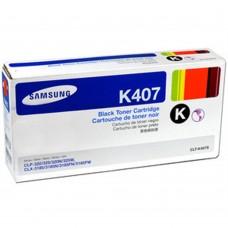 Cartucho de Toner, Samsung, SU135A, K407, Negro, 1500 Páginas