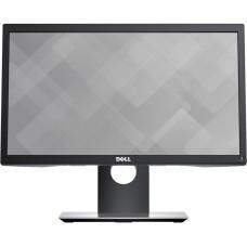 Monitor LED, Dell, 210-ANKK, P2018H, 19.5 pulgadas, HDMI, DP, VGA, USB, 1600 x 900, Giratorio