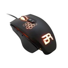 Mouse Gamer, Acteck, BR-912877, Alámbrico, USB, Negro