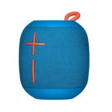 Bocina, Logitech, 984-000846, Wonderboom, Bluetooth, Azul, Resistente al agua