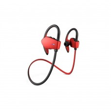 Audífonos con micrófono, Energy Sistem, EY-427758, inalámbricos, Bluetooth, Rojo