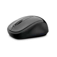 Mouse BlueTrack, Microsoft, GMF-00380, Mobile 3500, Inalámbrico, USB 2.0, Negro