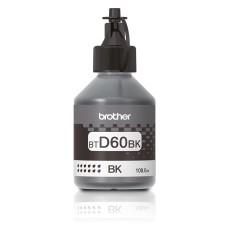 Cartucho Botella de Tinta Brother, Negro, BTD60BK, 6,500 Paginas