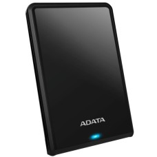 Disco Duro Externo, Adata, AHV620S-2TU3-CBK, 2 TB, USB 3.0, 2.5 pulgadas, Negro