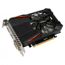 GIGABYTE - Tarjeta de Video, Gigabyte, GeForce 1050Ti, GV-N105TD5-4GD, PCI Express 3.0