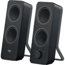 LOGITECH - Bocinas, Logitech, 980-001294, Bluetooth, 3.5 mm, Negro