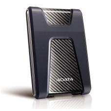 Disco Duro Externo, Adata, AHD650-2TU31-CBK, 2TB, USB 3.0, 2.5pulgadas, Negro