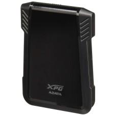 ADATA - Gabinete, Adata, AEX500U3-CBK, Para SSD ó HDD de 7mm y 9.5mm, SATA, USB 3.0