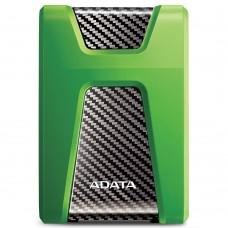Disco Duro Externo, Adata, AHD650X-1TU3-CGN, 1TB, USB 3.1, 2.5pulgadas, Verde