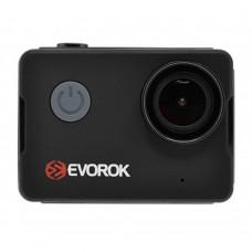 ACTECK - Cámara de Accion, Evorok Travel III de 20MP, EV-914000, 4K, Wi-Fi, pantalla táctil, sumergible hasta 10 mts