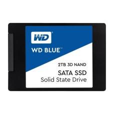 Western Digital - Unidad de estado sólido, Western Digital, WDS200T2B0A, 2 TB, SATA III, 2.5 Pulgadas