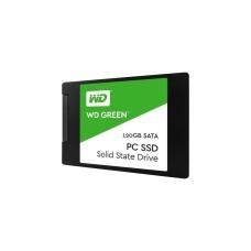 Unidad de Estado Sólido, Western Digital, WDS120G2G0A, 120 GB, 2.5 Pulgadas, SATA III, Negro, Green Label