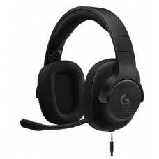 LOGITECH - Audífonos con Micrófono, Logitech, 981-000667, G433, Sondio 7.1, Negro