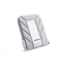Disco Duro Externo, Adata, AHD710AP-1TU31-CWH, HD710AP, 1 TB, USB 3.1, 2.5 pulgadas, para MAC, Blanco