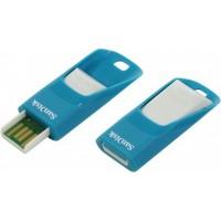 Memoria USB 2.0, SanDisk, SDCZ51-016G-E35BG, 16 GB, Azul