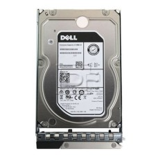 Disco Duro Interno, Dell, 400-ATKJ, 2 TB, 7200 RPM, SATA III Hot Plug, 6 Gb/s