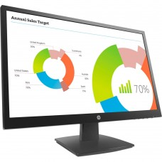 Monitor LED, HP, 1EQ82AA#ABA, V273a, 27 pulgadas, 1080p, 60Hz, 2 ms, Negro