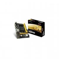 Tarjeta Madre, BIOSTAR, A68MDE, ChipSet AMD A68H, Micro-ATX, AMD A68H, RAM DDR3 32GB, Audio HD, Red, USB 3.0, 1xPCIEx1 2.0