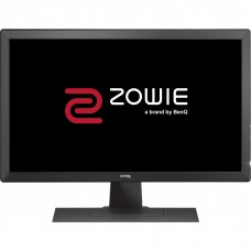 Monitor LED, BenQ, 9H.LF4LB.DBL, RL2455, 24 pulgadas, 1080p, 60Hz, 1ms, Negro