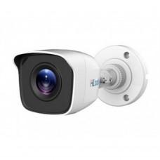Cámara de Vigilancia, Hikvision HiLook, THC-B140-M, Tipo Bala, 1080p, 4MP, IR hasta 20m, Blanco