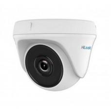 HILOOK - Cámara de Vigilancia, Hikvision HiLook, THC-T110, Tipo Domo, 1MP, IR hasta 20 m, Blanco