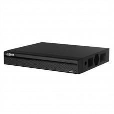 DAHUA - DVR, Dahua, XVR5108HSX, 8 canales, HDCVI/LITE/ H264/ HDMI/ VGA, 2 canales, IP adicionales hasta 5mp, pentahíbrido 720P/1080P, 1 puerto SATA (soporta hasta 10TB)/ Smart audio H, Negro