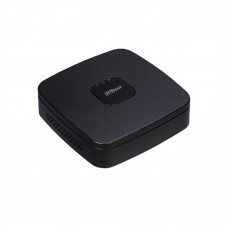 DAHUA - DVR, Dahua, XVR4104CNX, Penta-Híbrido,  4 canales, 1080p, P2P, HDMI, VGA, Negro