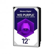 Disco Duro Interno, Western Digital, WD121PURZ, 12 TB, 7200 RPM, SATA III 6 Gb/s, Para video de Vigilancia