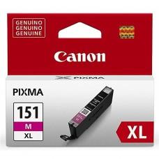 Cartucho Tanque de Tinta, Canon, CLI-151XL M, 6479B001AA, Magenta