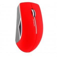 ACTECK - Mouse, Acteck, AC-916547, 800 DPI, Inalámbrico, USB, Rojo