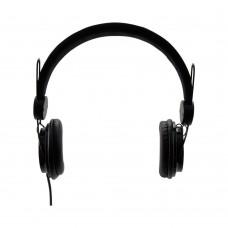 ACTECK - Audífonos con micrófono, True Basix, TB-914635, Diadema, Negro