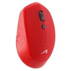 ACTECK - Mouse Óptico, Acteck, AC-916479, Inalámbrico, USB, Rojo