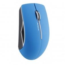 ACTECK - Mouse Óptico, Acteck, AC-916554, Inalámbrico, USB, Azul